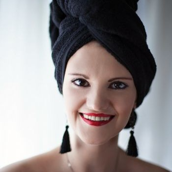Turban na vlasy Oriental Beauty & Welcome to Casablanca